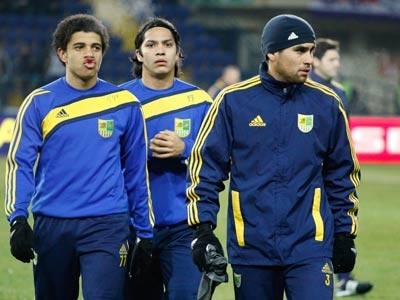 Харьковчане первыми из украинских команд начнут вторую часть сезона