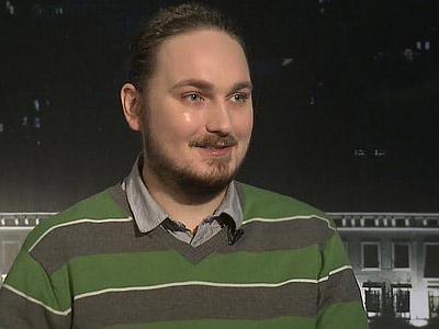 Фарид Бектемиров на «Трибуне» КХЛ ТВ
