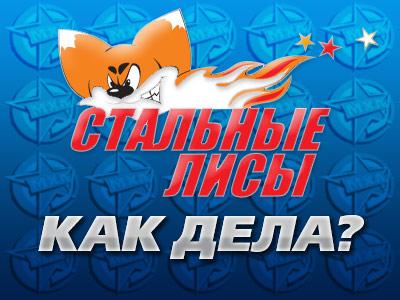 «Стальные Лисы» стали обладателями бронзовых медалей чемпионата МХЛ