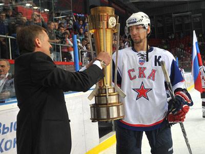 Украинский трофей отправляется в Санкт-Петербург