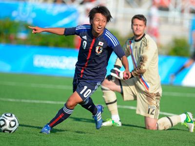 Универсиада. Футбол. Япония разгромила Россию