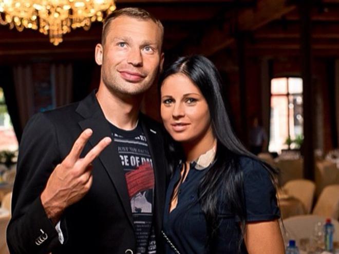Василий и Ольга Березуцкие