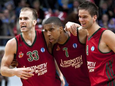 """5 причин, почему """"Локо"""" выиграет финал Еврокубка"""