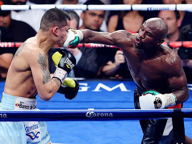 Главные боксёрские поединки выходных