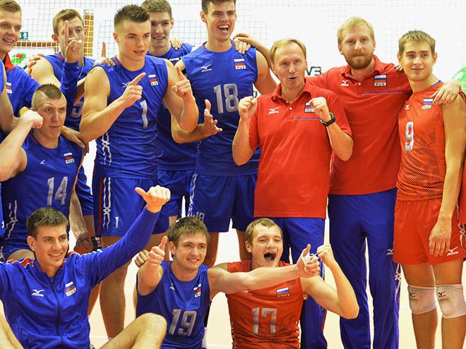 Михаил Николаев - о победе на ЧМ U23