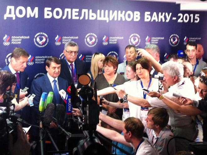 В Баку открылся Дом болельщиков