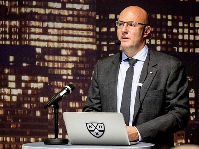 Александр Медведев иАлексей Анисимов приняты всовет директоров КХЛ
