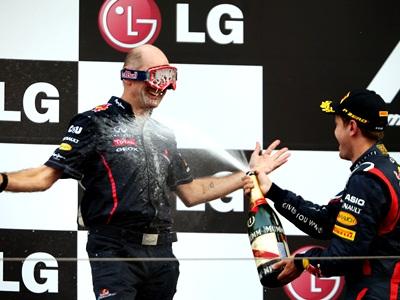 Анализ выступления команд Формулы-1 в Корее