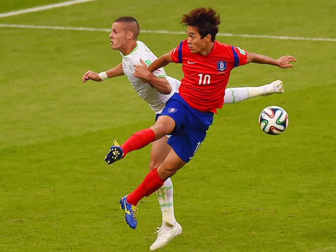 Южная Корея – Алжир. Обзор матча – 2:4