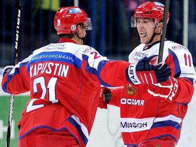 Молодёжная сборная России обыграла Канаду во втором матче в Ярославле