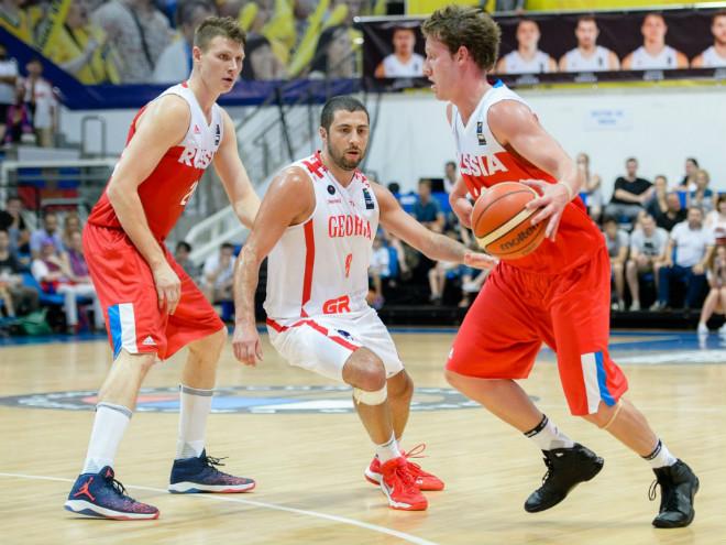 Воронцевич считает, сборная России по баскетболу идёт правильным путём