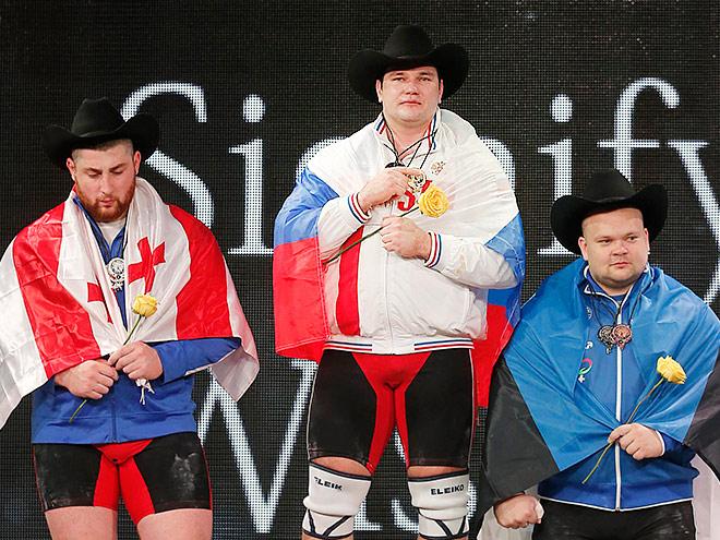 Алексей Ловчев пополнил ряд русских силачей