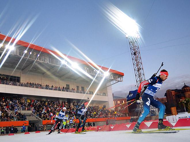 В Тюмени стартует чемпионат Европы по биатлону - 2016