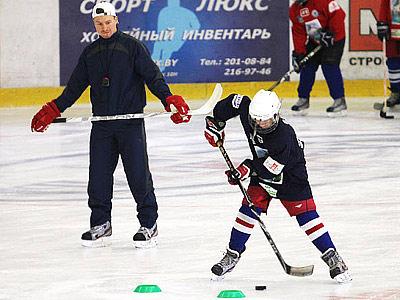 Михаил Грабовский организовал тренинг-кэмп для белорусских мальчишек