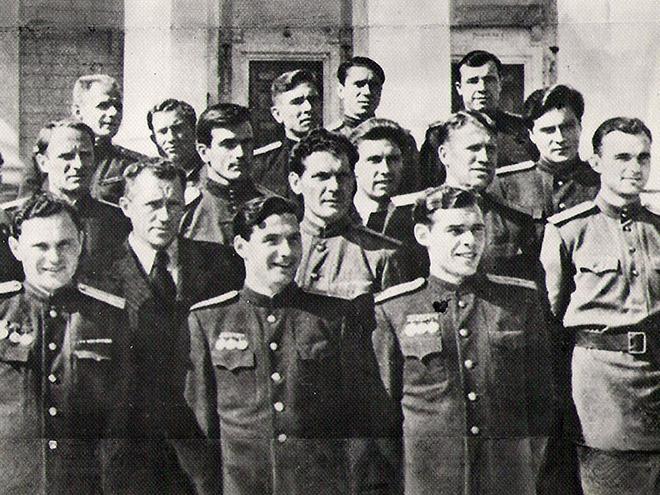 Команда ЦДКА