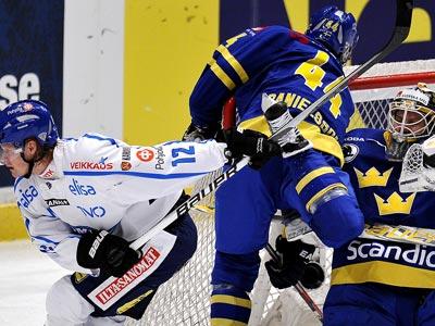 Сборная Финляндии выиграла Шведские игры