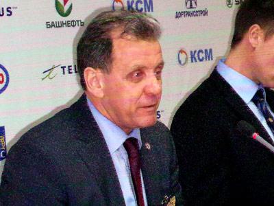 Варнаков прокомментировал поражение от шведов