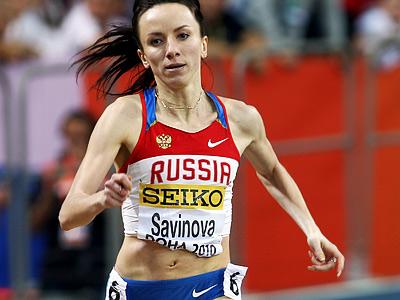 Савинова, Лысенко и Алёхина покорили Юджин