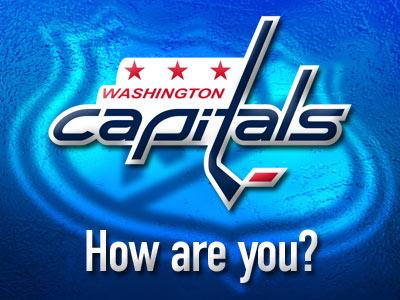 """Как дела? """"Вашингтон Кэпиталз"""""""