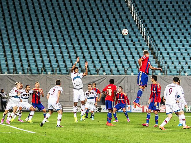 Роман Бабаев – о ЦСКА и санкциях УЕФА