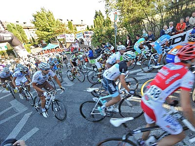 Статистика «Джиро д'Италия-2012»
