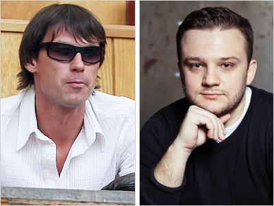 Егор Титов и Алексей Агеев
