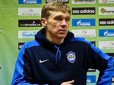 Александр Горшков начал работу в «Нижнем Новгороде» с трёх побед
