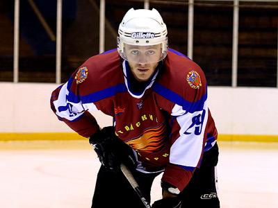 Интервью с игроком «Алтайских Беркутов»