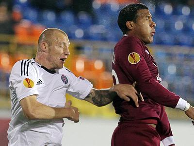 «Рубин» одержал первую победу в Лиге Европы