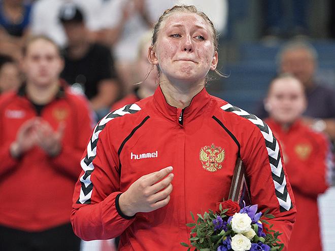 Гандбол. Россиянки уступили датчанкам в финале домашнего чемпионата мира