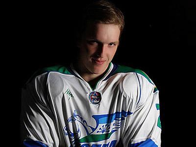 Андрей Василевский - о драфте НХЛ и общении с Айзерманом