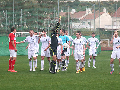 «Спартак» проиграл болгарскому «Лудогорцу» - 1:2