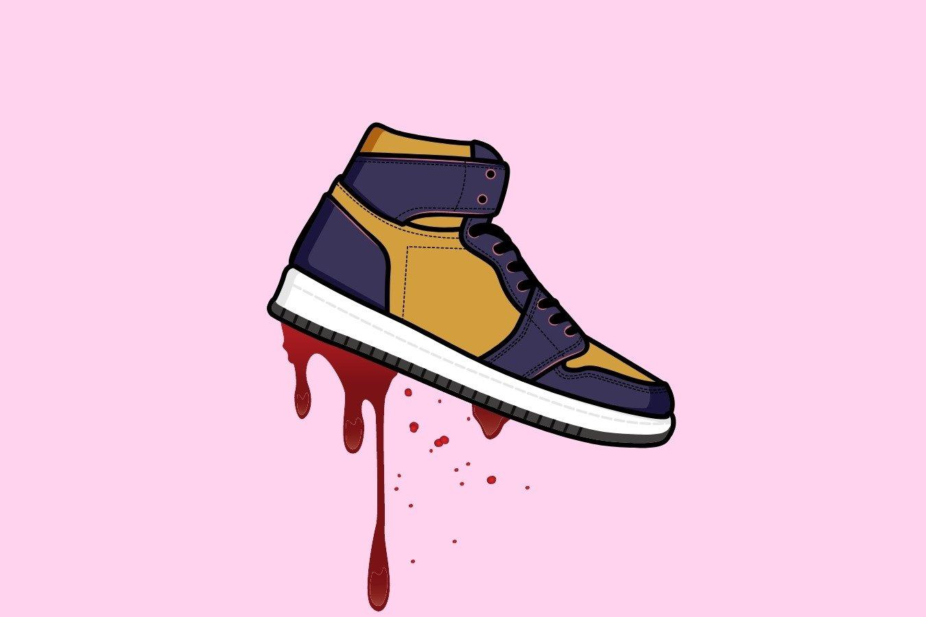 Кроссовки, ради которых стали убивать
