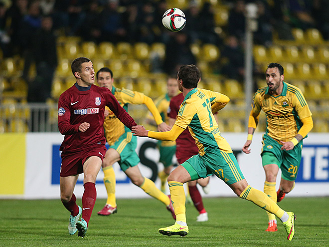 «Кубань» - «Мордовия». Обзор матча - 1:0