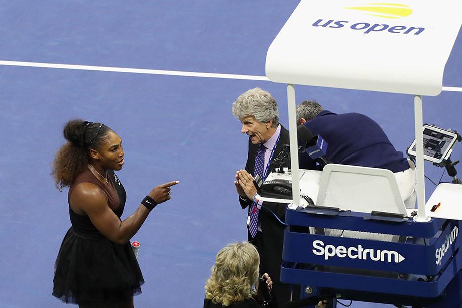 Скандал с участием Серены Уильямс омрачил победу Наоми Осаки на US Open