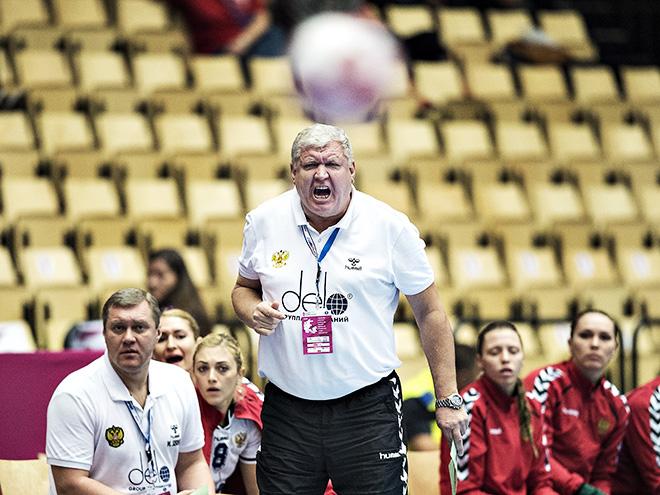 В Астрахани стартует гандбольная олимпийская квалификация