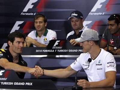 Формула-1. Состав команд-2011