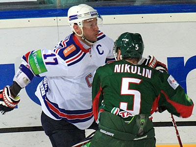 Ковальчук против Никулина