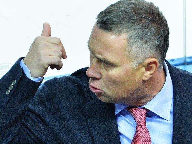 Александр Могильный – об игре сборной, Радулове, Зайцеве и Кучерове