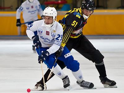 Анонс плей-офф Кубка России по хоккею с мячом