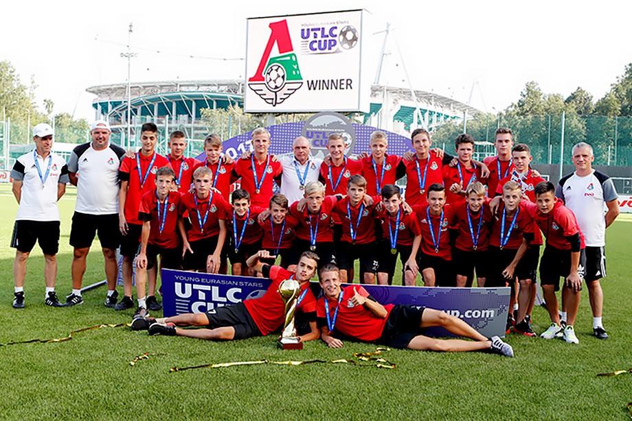 Ради этого стоит играть в футбол. «Молодёжка» «Локо» выиграла UTLC CUP