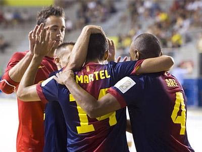 Обзор 4-го тура чемпионата Испании по мини-футболу