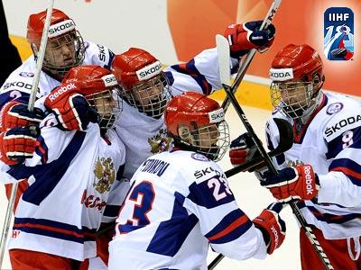 Сборная России вырвала победу у США на ЮЧМ-2013