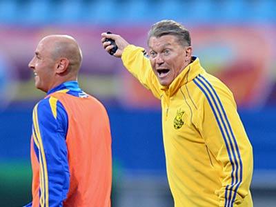 Сергей Балтача - о претендентах на победу на Евро-2012