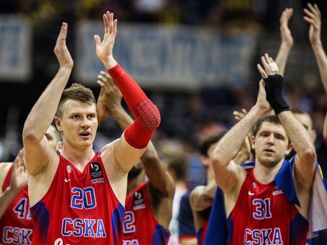 В воскресенье ЦСКА и «Фенербахче» сыграют в финале Евролиги