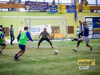 28 апреля  начинается второй этап Кубок Mitre