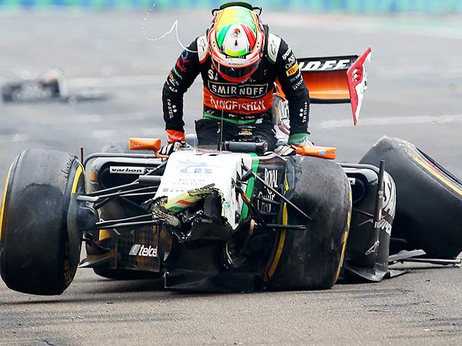 Оценки пилотам за Гран-при Венгрии Формулы-1