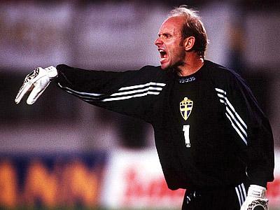 Рекордсмен сборной Швеции
