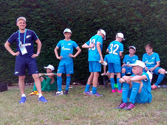 В Милане прошёл четвёртый международный детский форум «Футбол для дружбы»