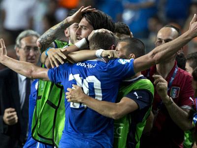 Италия намерена взять реванш у Испании